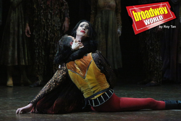 Photo Flash: First Look at Birmingham Royal Ballet's ROMEO AND JULIET