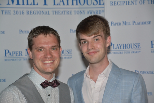 Photo Coverage: Inside the Opening Night Cast Party For HALF TIME at Paper Mill