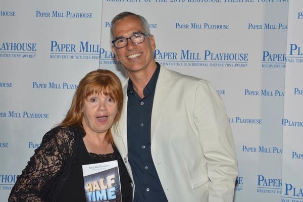 Annie Golden and Jerry Mitchell