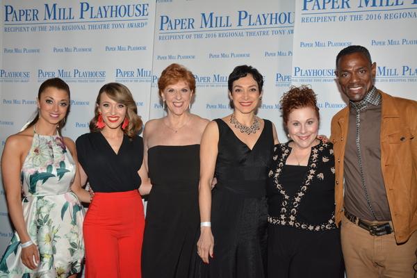 Paula DeLuise (Dance Captain), Summerisa Bell Stevens, Kathryn Kendall, Gabriela Garcia, Tami Dahbura and Ken Ard