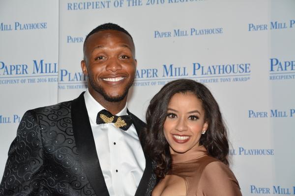 Valton Jackson and Sydni Beaudoin