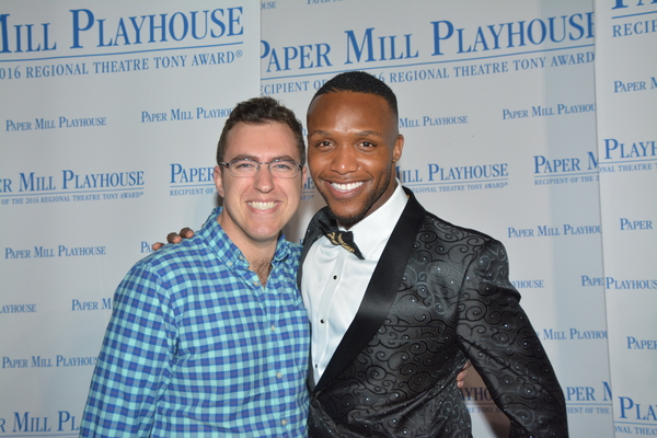 Photos: Inside the Opening Night Cast Party For HALF TIME at Paper Mill