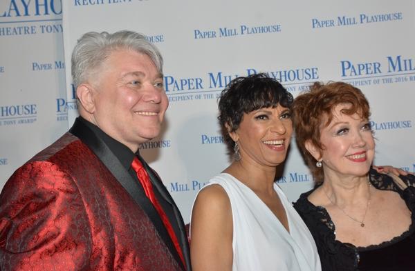 Richard Skipper, Nancy Ticotin and Donna McKechnie