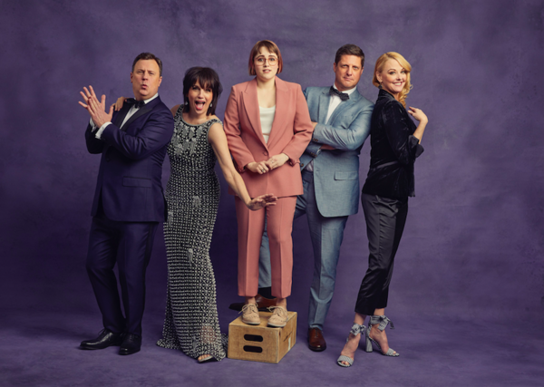 Photo Flash: First Look at the Cast of Broadway's THE PROM, Starring Brooks Ashmanskas, Beth Leavel, Christopher Sieber, and More!