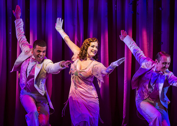 Laura Michelle Kelly and Ensemble