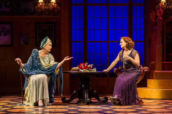 Photo Flash: First Look at Barrington Stage's THE ROYAL FAMILY OF BROADWAY, With Music and Lyrics by William Finn