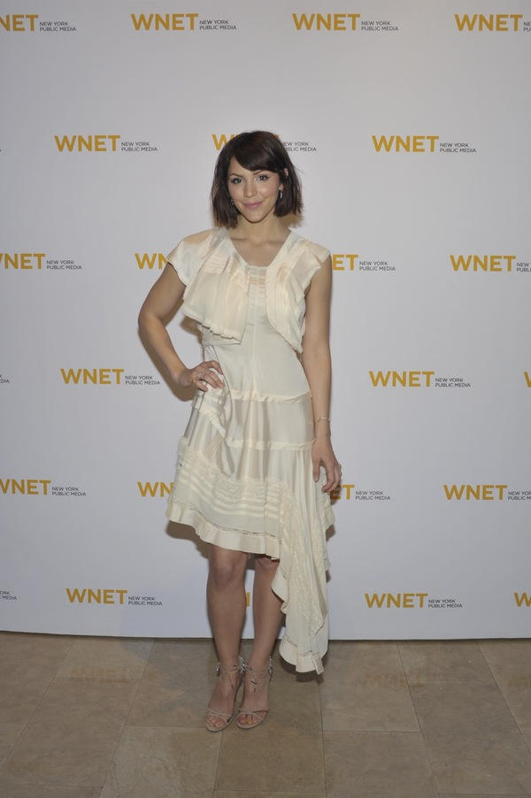 Photo Flash: Katharine McPhee, Juju Chang and More Attend WNET Gala
