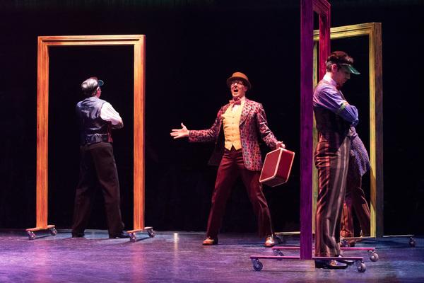 Photo Flash: Broadway At Music Circus Season Opens with SINGIN' IN THE RAIN