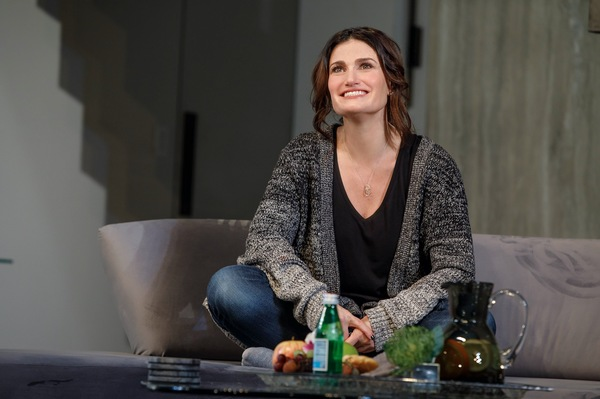 Photo Flash: First Look at Idina Menzel & Company in SKINTIGHT!