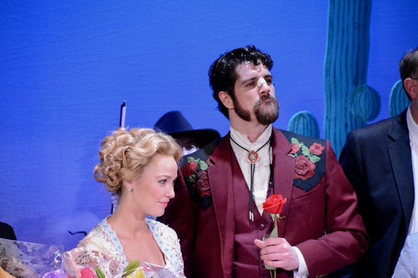 Photo Coverage: DESPERATE MEASURES Takes Opening Night Bows Off-Broadway!