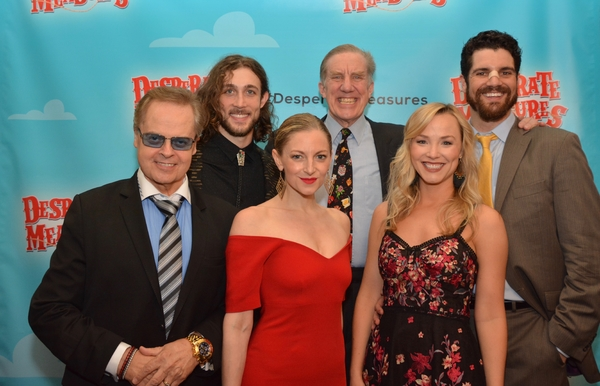 Photo Coverage: DESPERATE MEASURES Celebrates Opening Night Off-Broadway!