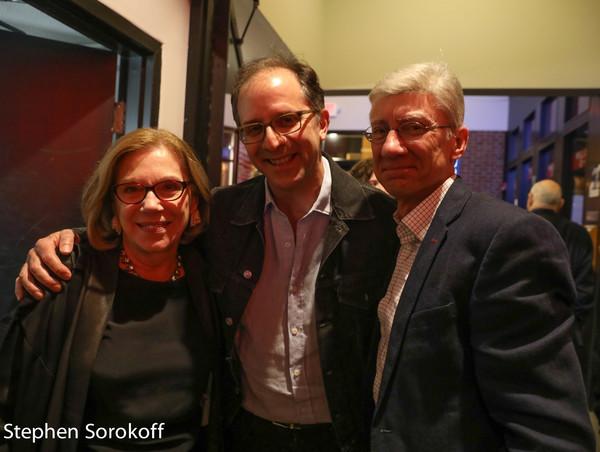 Julianne Boyd, John Rando, Director, David Garrison