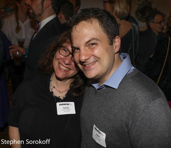 Rachel Sheinkin & Vadim Feichtner