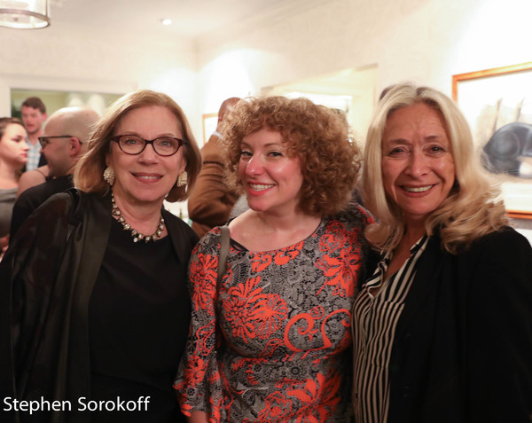 Julianne Boyd, Rebecca Weiss, Eda Sorokoff