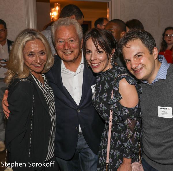 Eda Sorokoff, Stephen Sorokoff Leslie Kritzer, Vadim Feichtner