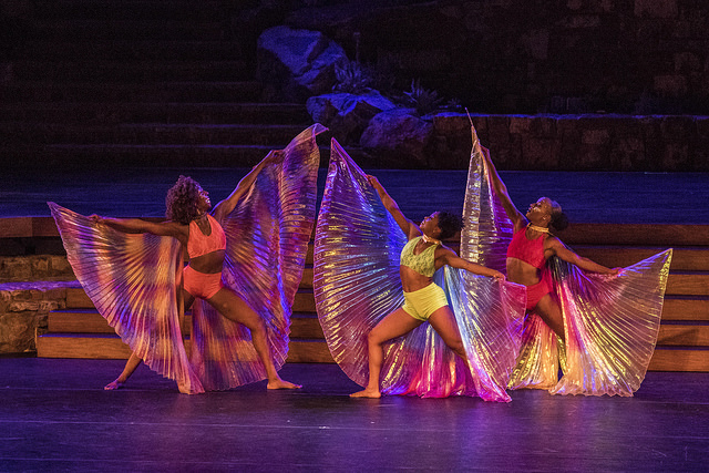 BWW Review: LULA WASHINGTON DANCE THEATRE is an Entity All its Own at The Ford Theatre