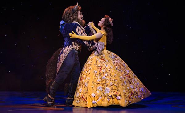 Photo Flash: Mandarin Production of BEAUTY AND THE BEAST Premieres at Shanghai Disney
