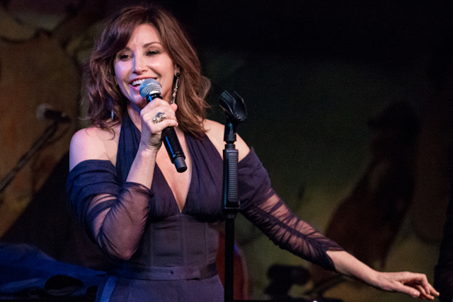 BWW Review: Gina Gershon Gets Wild in Her Cafe Carlyle Debut
