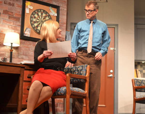 Photo Flash: First Look at THE LOVE LIST At Flat Rock Playhouse