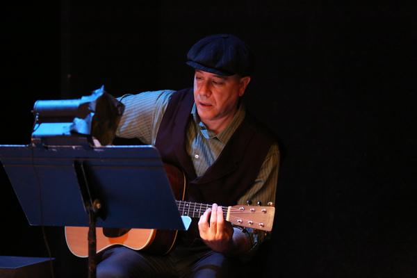 Photo Flash: First Look at the World Premiere of LONESOME BLUES