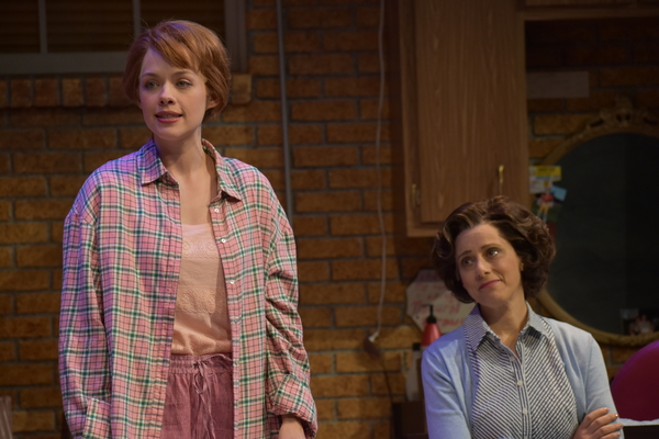 Laurie Veldheer (Shelby), Judy Kuhn (M'Lynn)