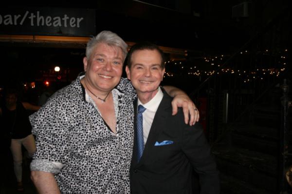 Skipper with Richard Holbrook
