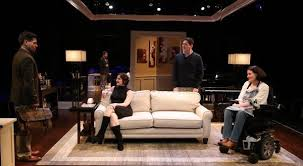 BWW Review: What Lies Beyond Ideality in A.R. Gurney's THE FOURTH WALL