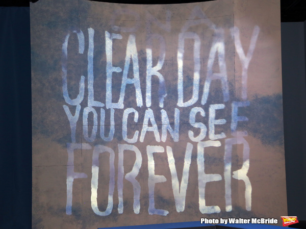 Photo Coverage: Get a Sneak Peak of Irish Rep's ON A CLEAR DAY YOU CAN SEE FOREVER