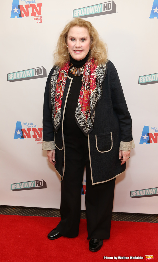 Photo Coverage: BroadwayHD Screens ANN With Writer and Star Holland Taylor