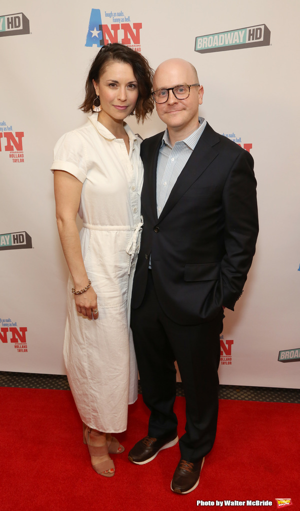Benjamin Endsley Klein and wife