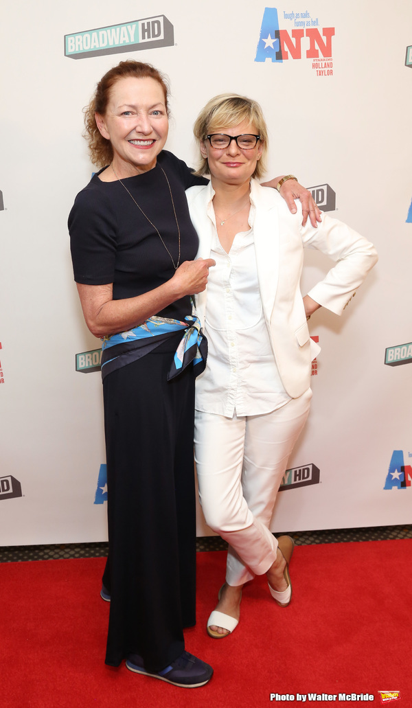 Julie White and Martha Plimpton
