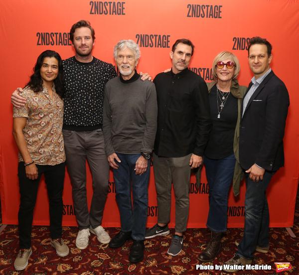 Ty Defoe, Armie Hammer, Tom Skerritt, Paul Schneider, Kate Bornstein, Josh Charles  Photo