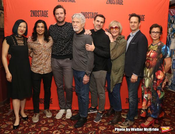 Young Jean Lee, Ty Defoe, Armie Hammer, Tom Skerritt, Paul Schneider, Kate Bornstein, Photo