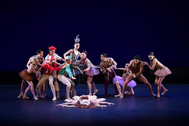 BWW Review: Hong Kong Ballet defines her new direction through season finale, WHEELDON, RATMANSKY, MCINTYRE & THE BEATLES, at Hong Kong Cultural Centre