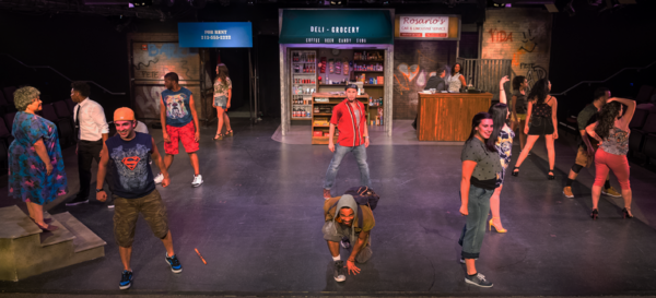 Photo Flash: First Look at IN THE HEIGHTS at Playhouse on Park