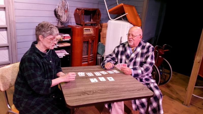 BWW Review: THE GIN GAME at The Beckwith Theatre Company