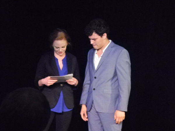 Photo Flash: Week One Winner Announced For The Players Theatre Short Play and Musical Festival