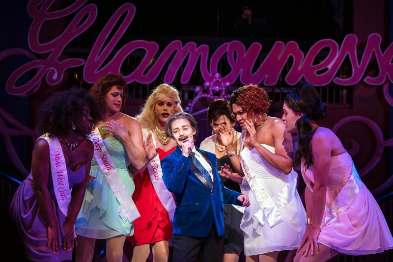 BWW Review: PAGEANT at ACT - a Hilarious Ride from Beginning to ... Well Almost