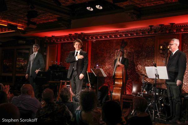 Joseph Thalken, Jason Danieley, Pete Donovan, Rich Rosenzweig Photo