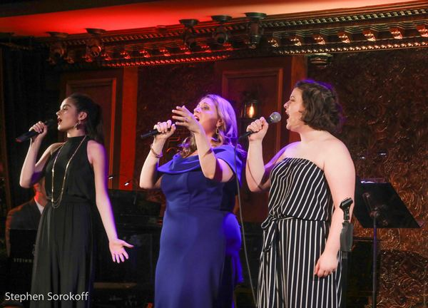 Elizabeth Nucci, Corinna Sowers Adler, Grace Carlin Photo