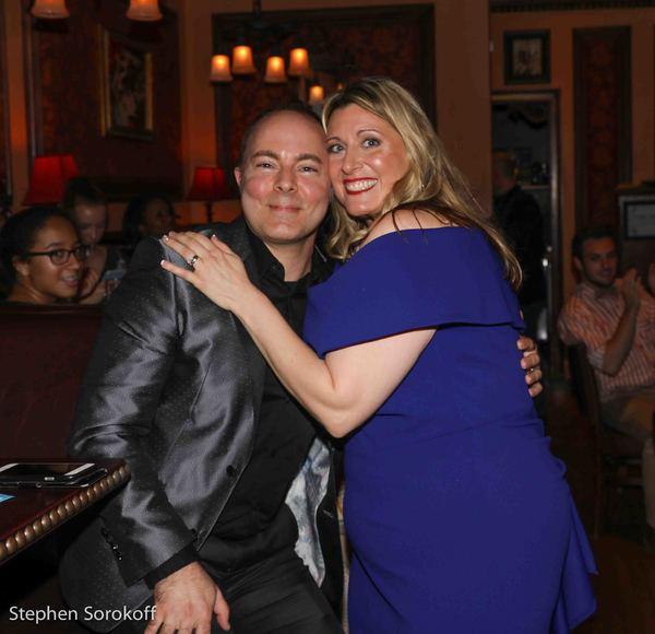Nicholas Adler & Corinna Sowers Adler Photo
