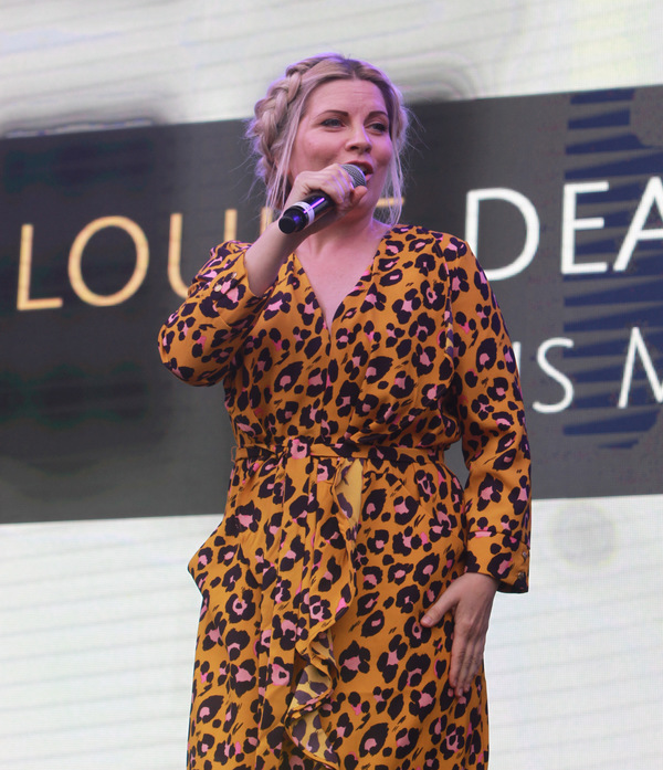 Photo Flash: The West End's Best Come Out For West End Live - THE KNIGHTS OF THE ROSE, Matt Cardle, Louise Dearman