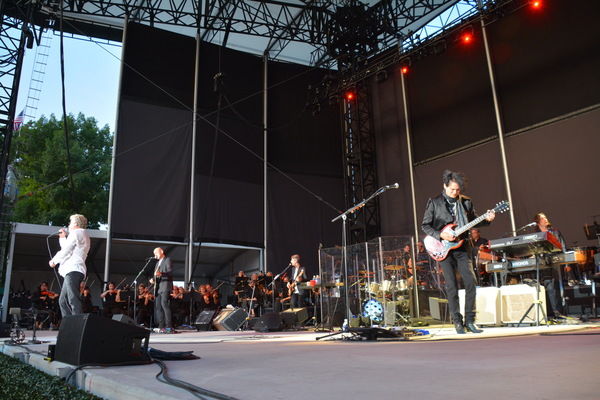 Roger Daltrey, The No Plan B Band and The New York Pops