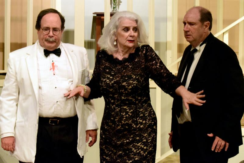 BWW Review: It's No Rumor… Neil Simon's RUMORS Is A Rollicking Good Time