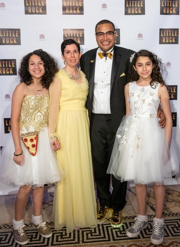 Photo Flash: LITTLE ROCK Celebrates Opening Night Off-Broadway