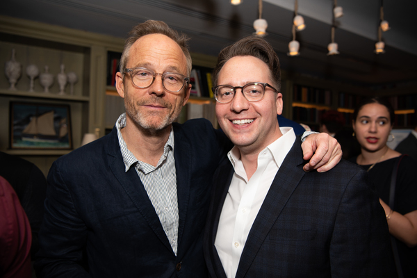 Photo Flash: Stars Celebrate at ICM's 2018 Tony Awards Party