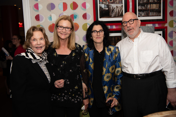 Boaty Boatwright, Joan Allen, Tina Landau, Patrick Herold Photo