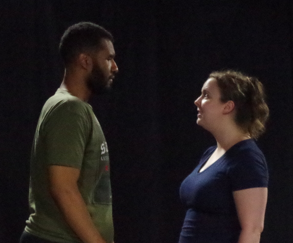 Photo Flash: In Rehearsal with GOD SAVE QUEEN PAM at Players Theatre