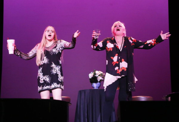Photo Flash: Kristin Chenoweth Joins Students for The 2nd Annual Kristi Awards
