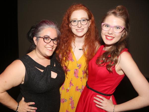 Nellie Beavers, Grace Hunziker, & Ginny Stewart Photo
